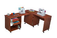 COMFORT 8 Sewing machine and overlocker table